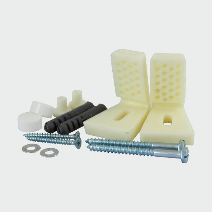 WC & Bidet Fixing Kit WCBK