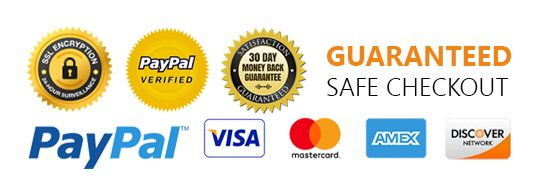 Guaranteed  Secure payment